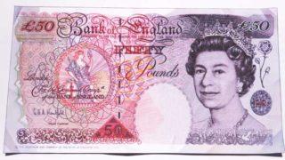 イギリスの通貨「ポンド(GBP)」の特徴!