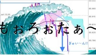 17年11月17日波のイメージ